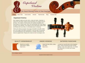 Copeland Violins