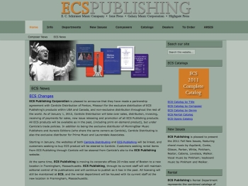 ECS Publishing