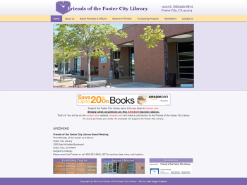 Friends of the Foster City Library