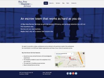 Bay Area Escrow Services