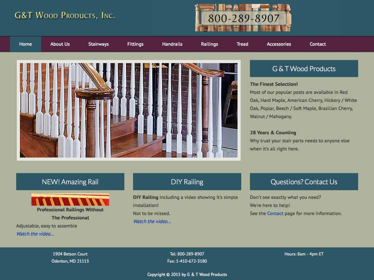 GT Wood Products