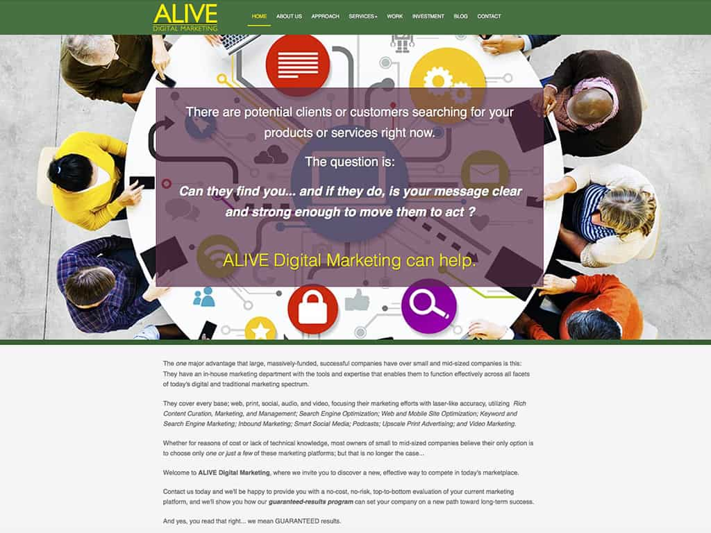ALIVE Digital Marketing