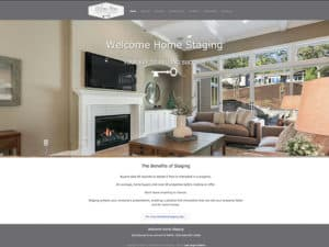 Welcome Home Staging