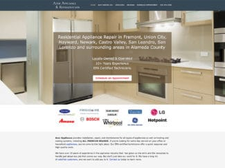 Azer Appliance: A Local Service Company