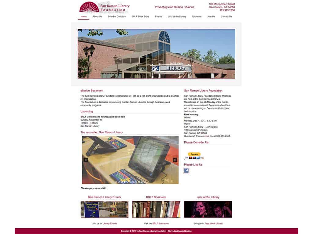 San Ramon Library Foundation