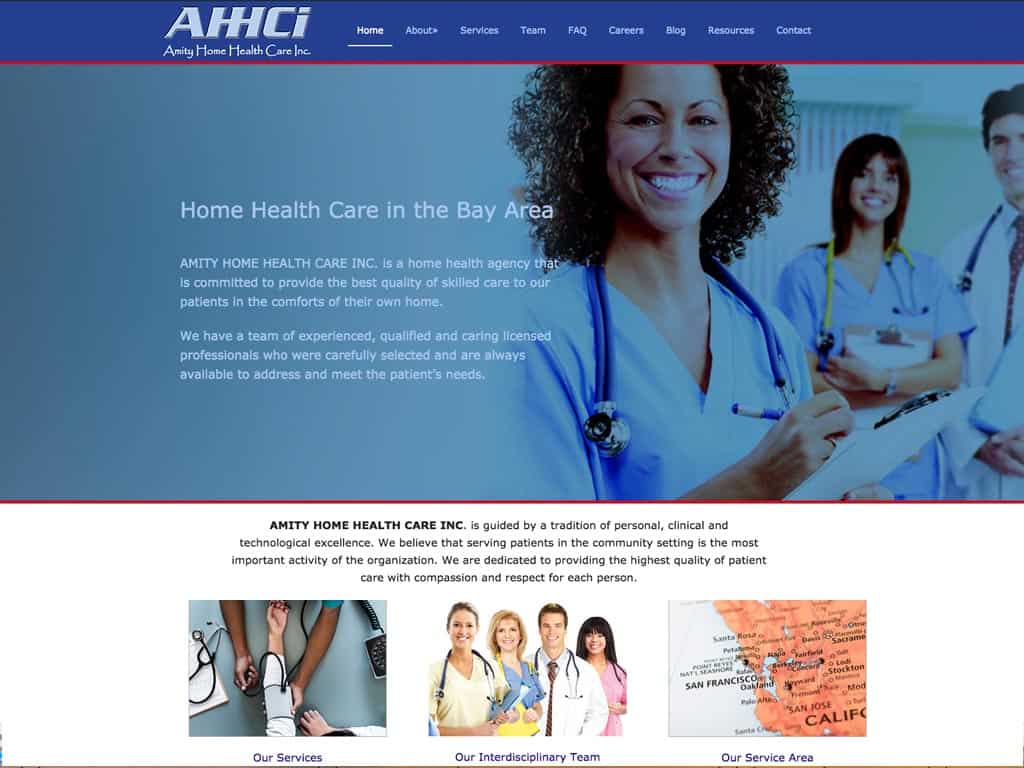 Amity Home Health Care