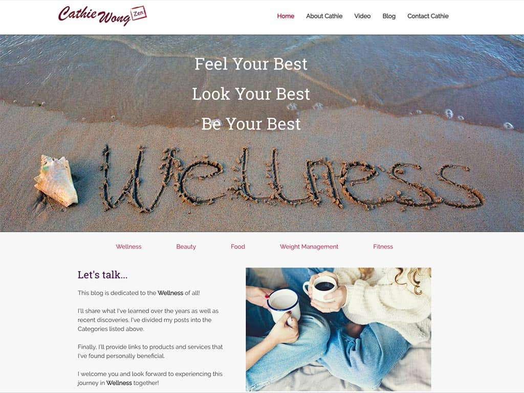 Cathie Wong Wellness