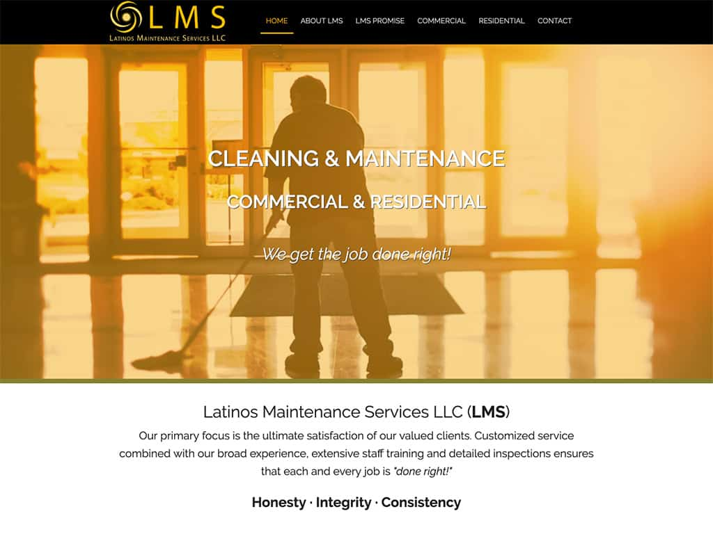Latinos Maintenance Service