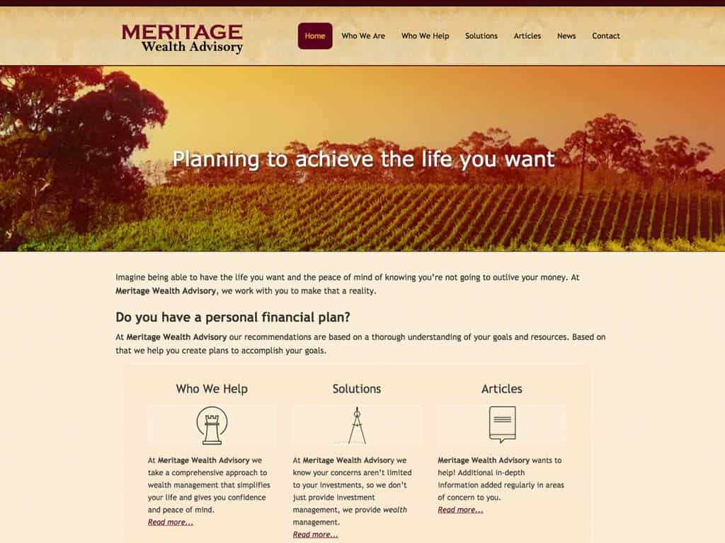 Meritage Wealth Advisory