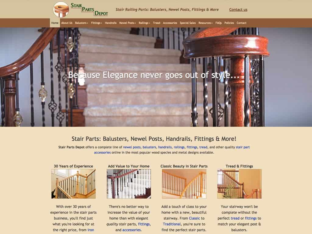 Stair Parts Depot